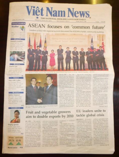 Vietnam News: Verdoppelung der Exporte