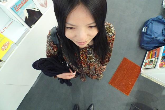Angela aus Shanhai