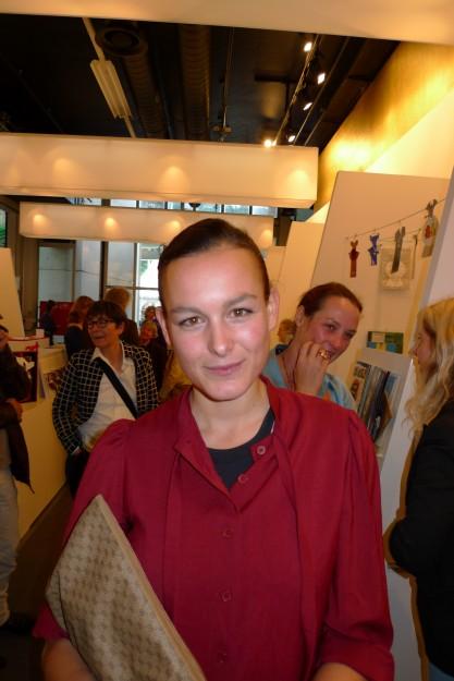 Treffpunkt Umelec-Salon: Käthe Walser, Lauren Wildbolz, Livia Hegner, Anne Philippi