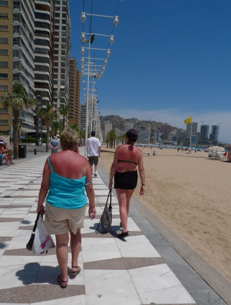 Fahsion: Catwalk in Benidorm