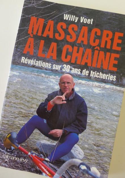 Noch immer lesenswert:: Willy Voet: Massacre a la Chaine